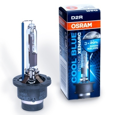OSRAM Xenarc Cool Blue Intense D2R