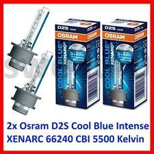 OSRAM Xenarc Cool Blue Intense D2S (2X)