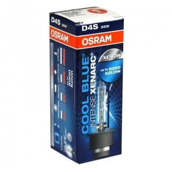 OSRAM Xenarc Cool Blue Intense D4S