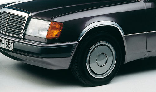 MB W124 Coupe